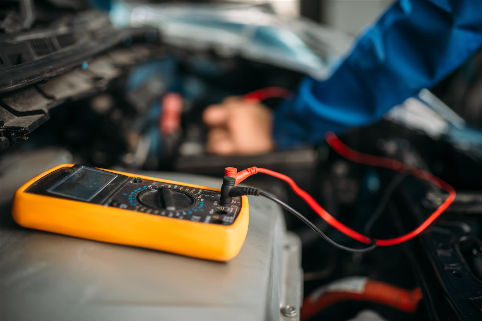 Taking Care of Your Car Battery this Winter