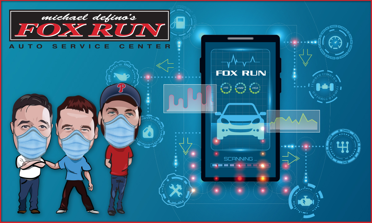 Fox Run Auto Combines Technology and Experience to Produce the Best Possible Results