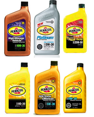 Deluxe Oil Changes with Pennzoil | Fox Run Auto Inc.