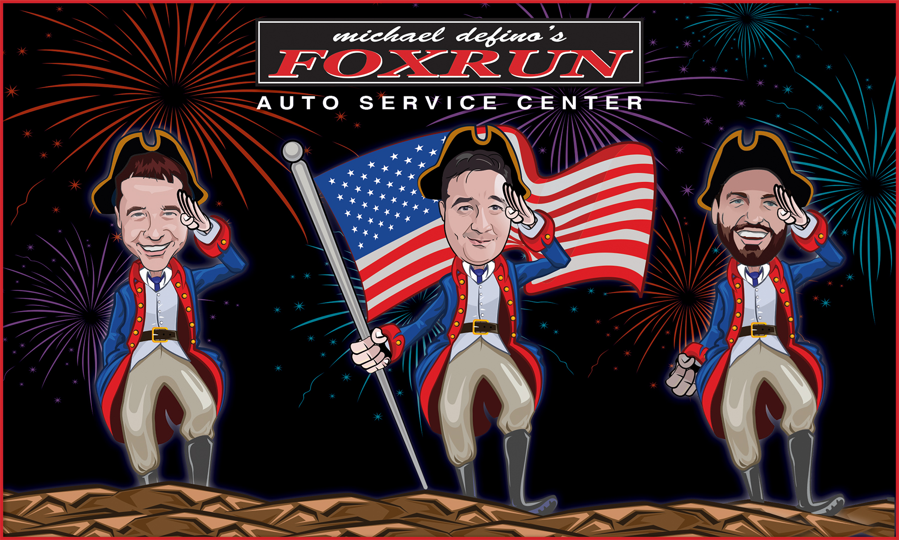 The Spirit of Independence is Alive and Well at Fox Run Auto!