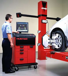 Is it Time for a Wheel Alignment?